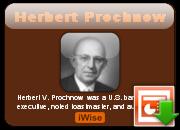 Herbert Prochnow's quote #4