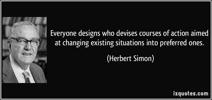 Herbert Simon's quote #2