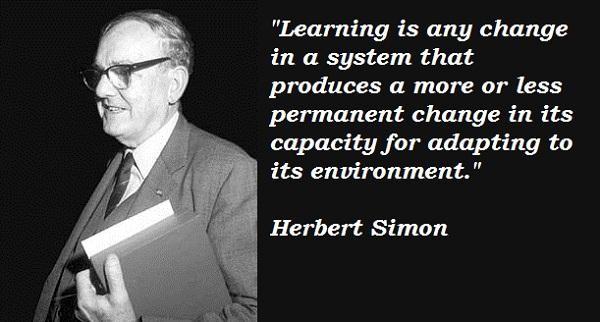 Herbert Simon's quote #4
