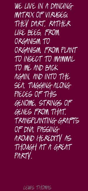 Heredity quote #1