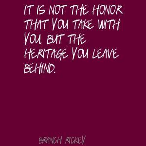 Heritage quote #6