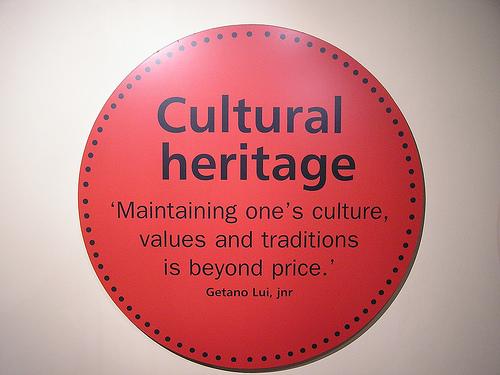Heritage quote #7