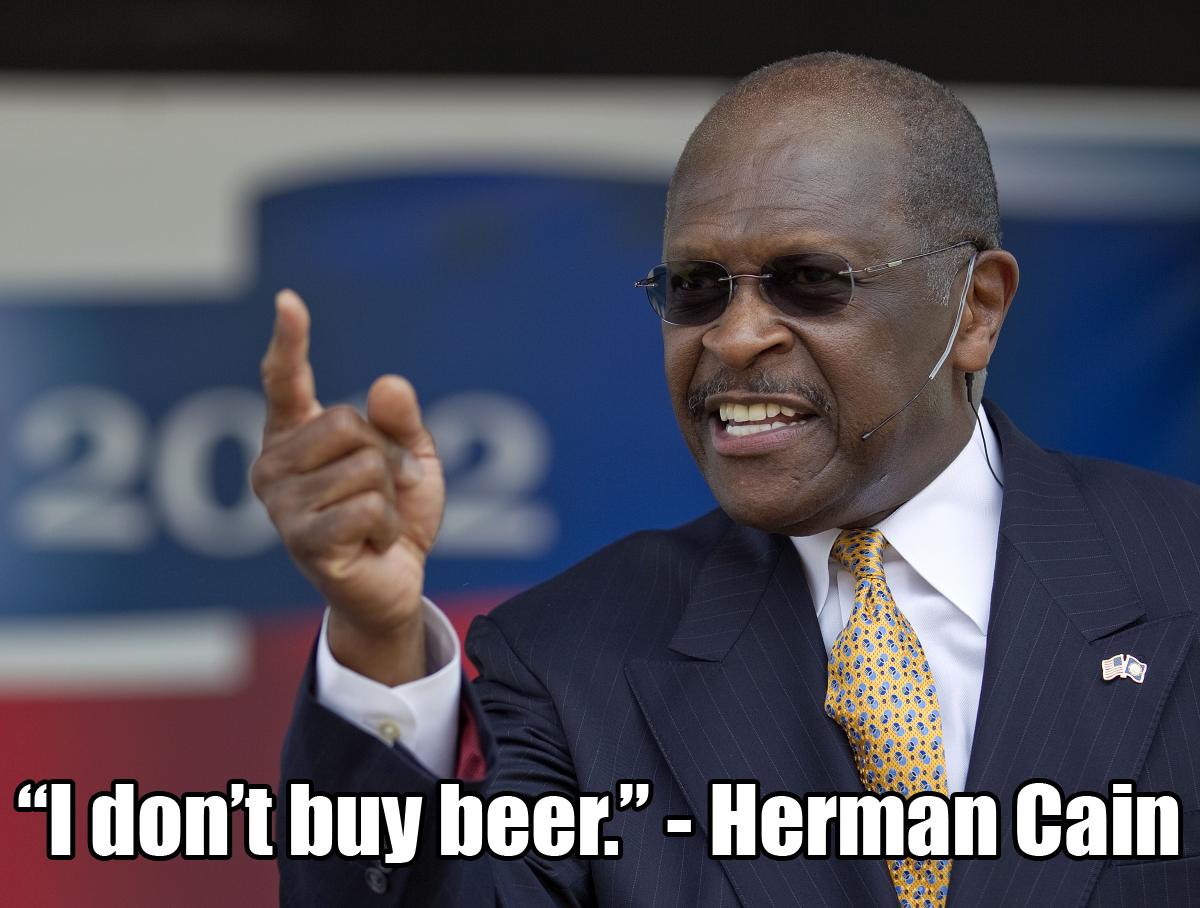 Herman Cain's quote #7