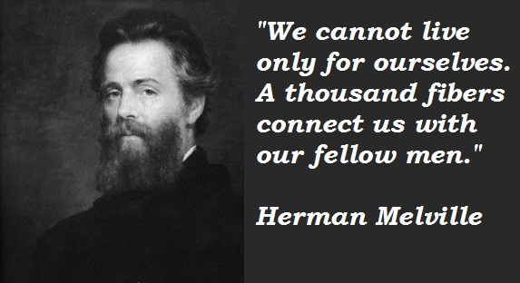 Herman Melville's quote #5