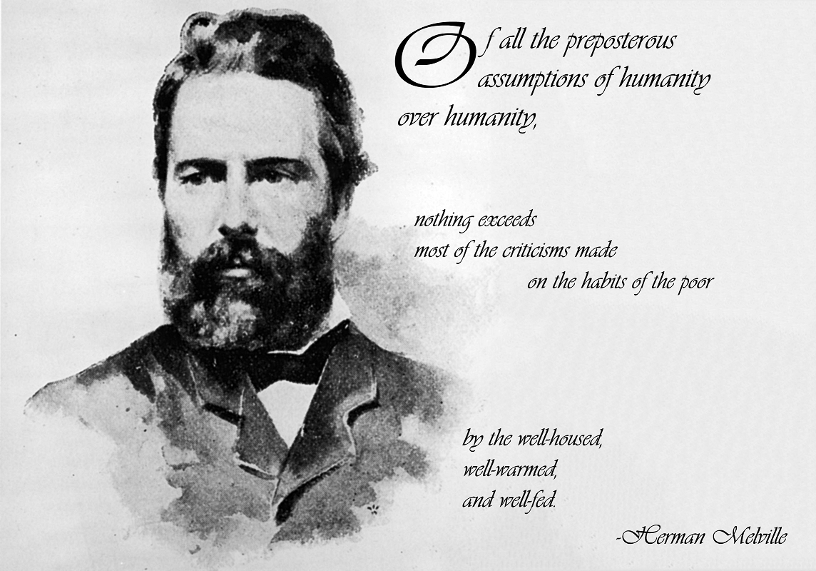 Herman Melville's quote #6