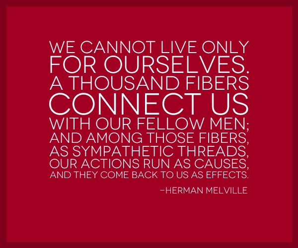 Herman Melville's quote #3