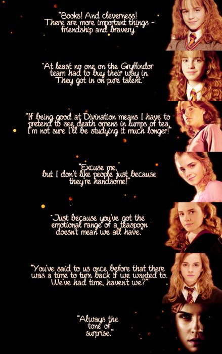 Hermione quote #1