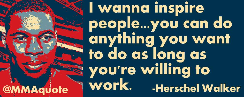Herschel Walker's quote #1