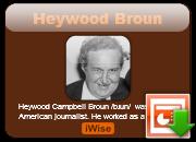 Heywood Broun's quote #4