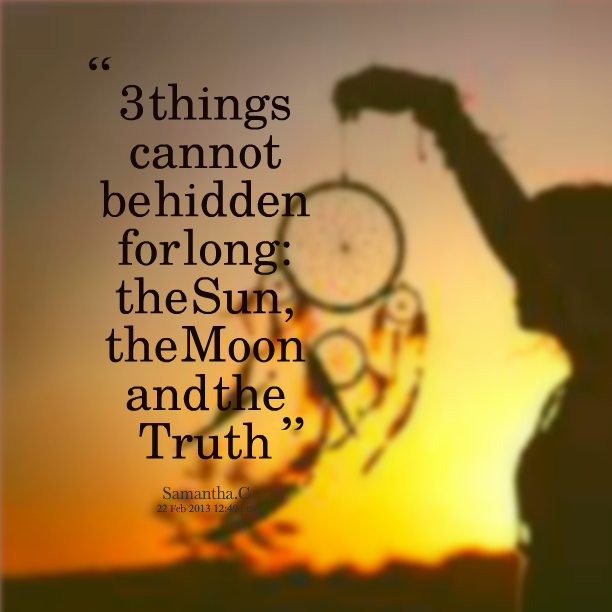 Hidden Things quote #2