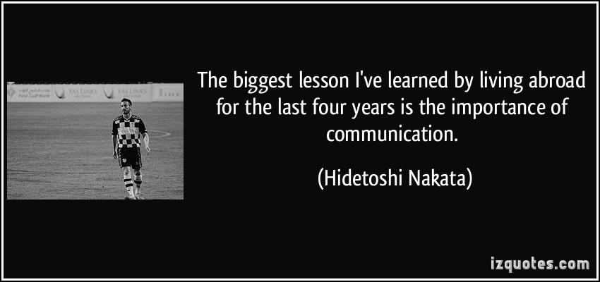 Hidetoshi Nakata's quote #3