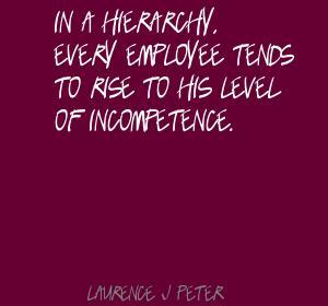 Hierarchy quote #2