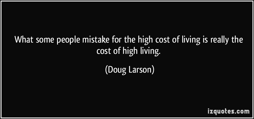 High Cost quote #2