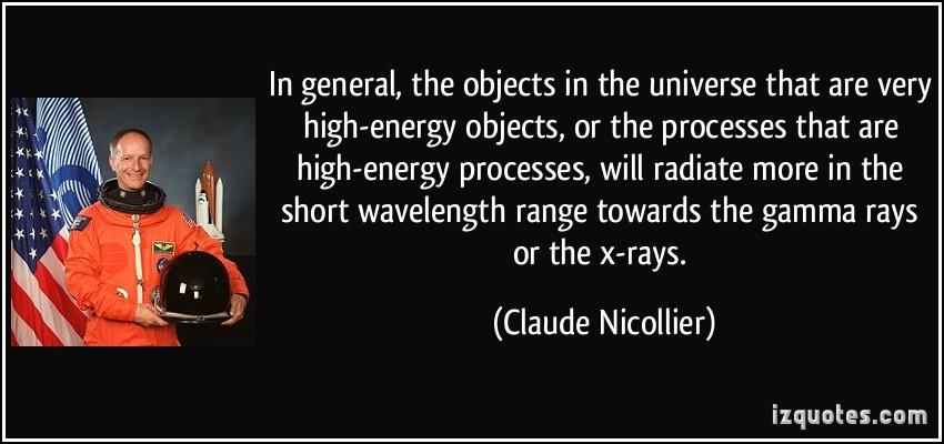 High Energy quote #2