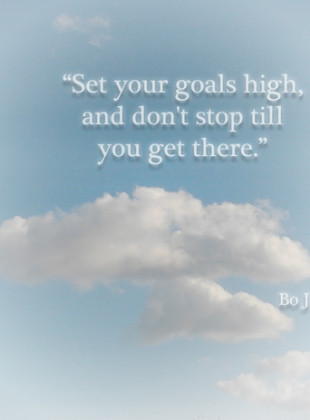 High Goals quote #2