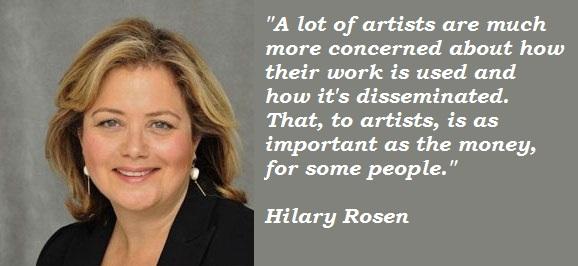 Hilary Rosen's quote #4