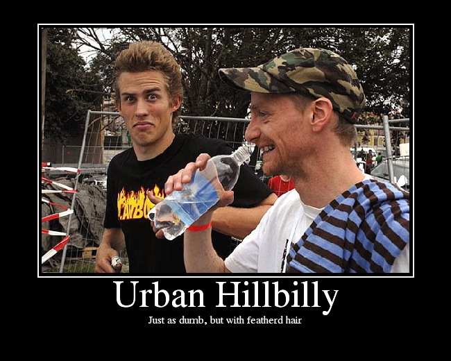 Hillbilly quote #1