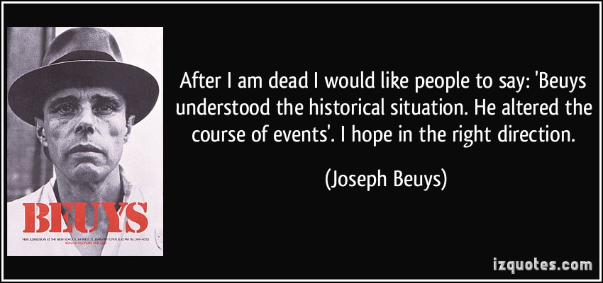 Historical Events quote #1