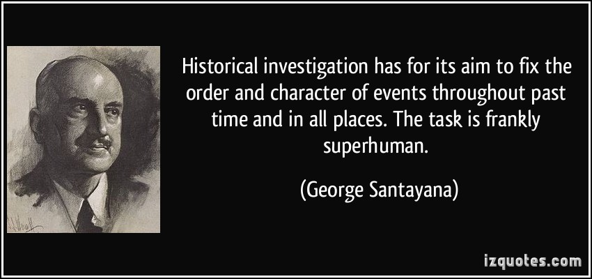 Historical Events quote #2