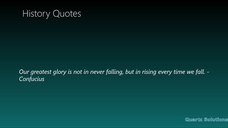 History quote #2