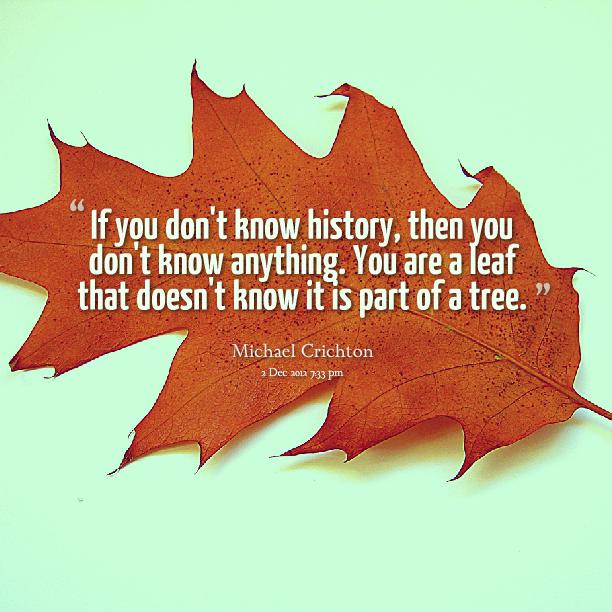 History quote #3