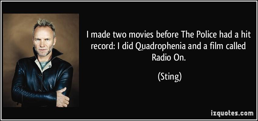 Hit Record quote #1