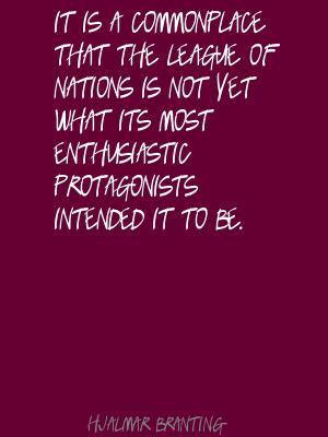 Hjalmar Branting's quote #8