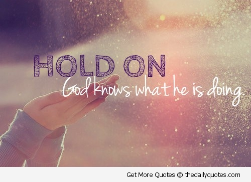 Hold quote #7