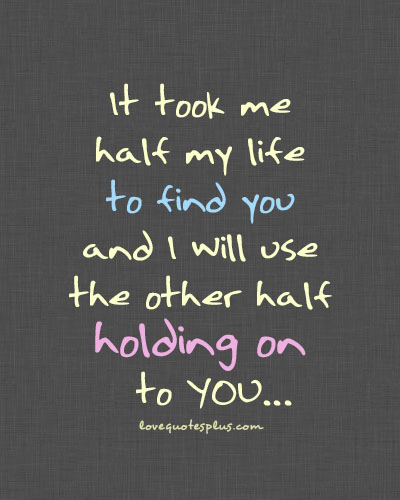 Holding quote #3