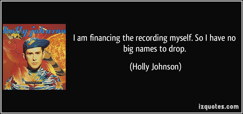 Holly Johnson's quote #3
