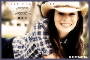 Holly Marie Combs's quote #2
