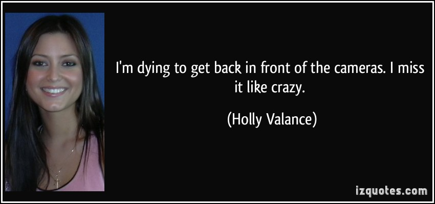 Holly Valance's quote #2