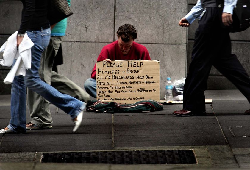 Homeless quote #3