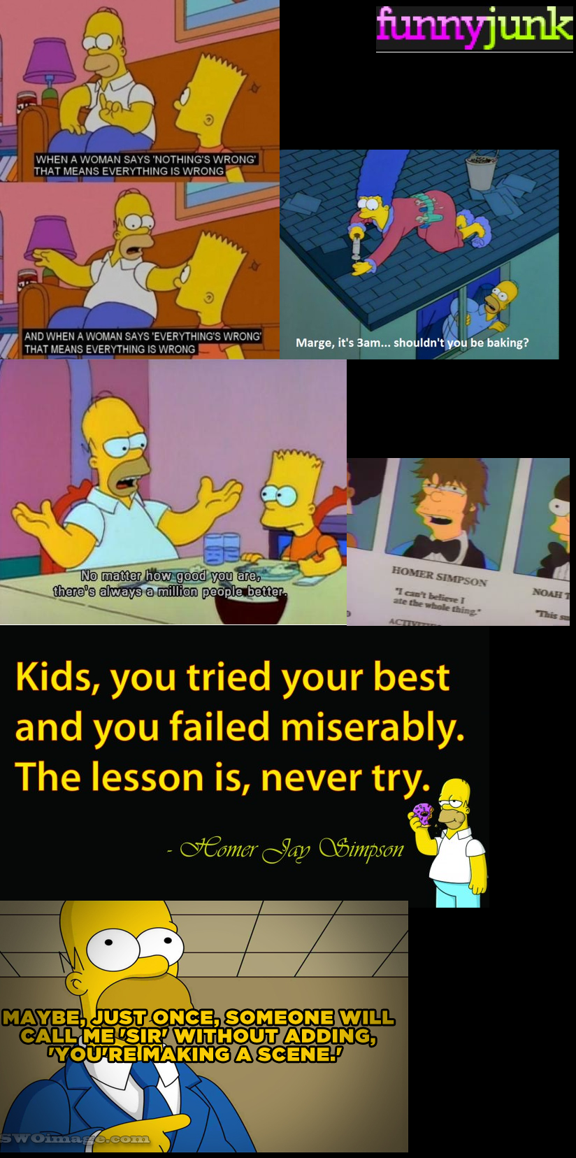 Homer quote #1