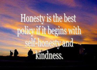 Honest quote #4
