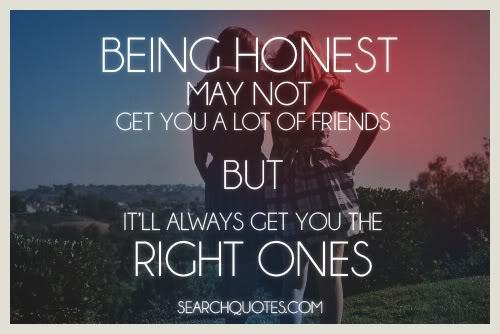 Honestly quote #6