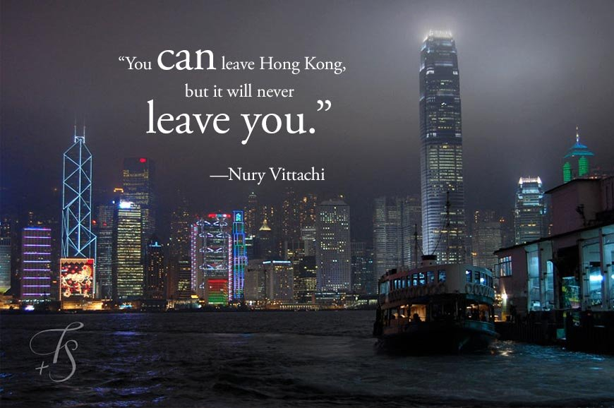 Famous Quotes About Hong Kong Sualci Quotes