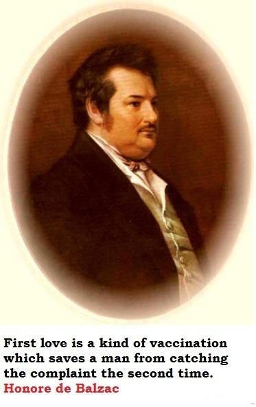 Honore de Balzac's quote #7
