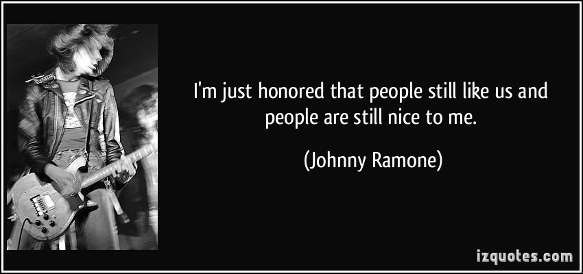 Honored quote #1