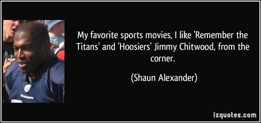 Hoosiers quote #1
