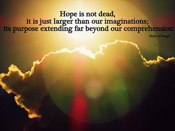 Hopeful quote #8