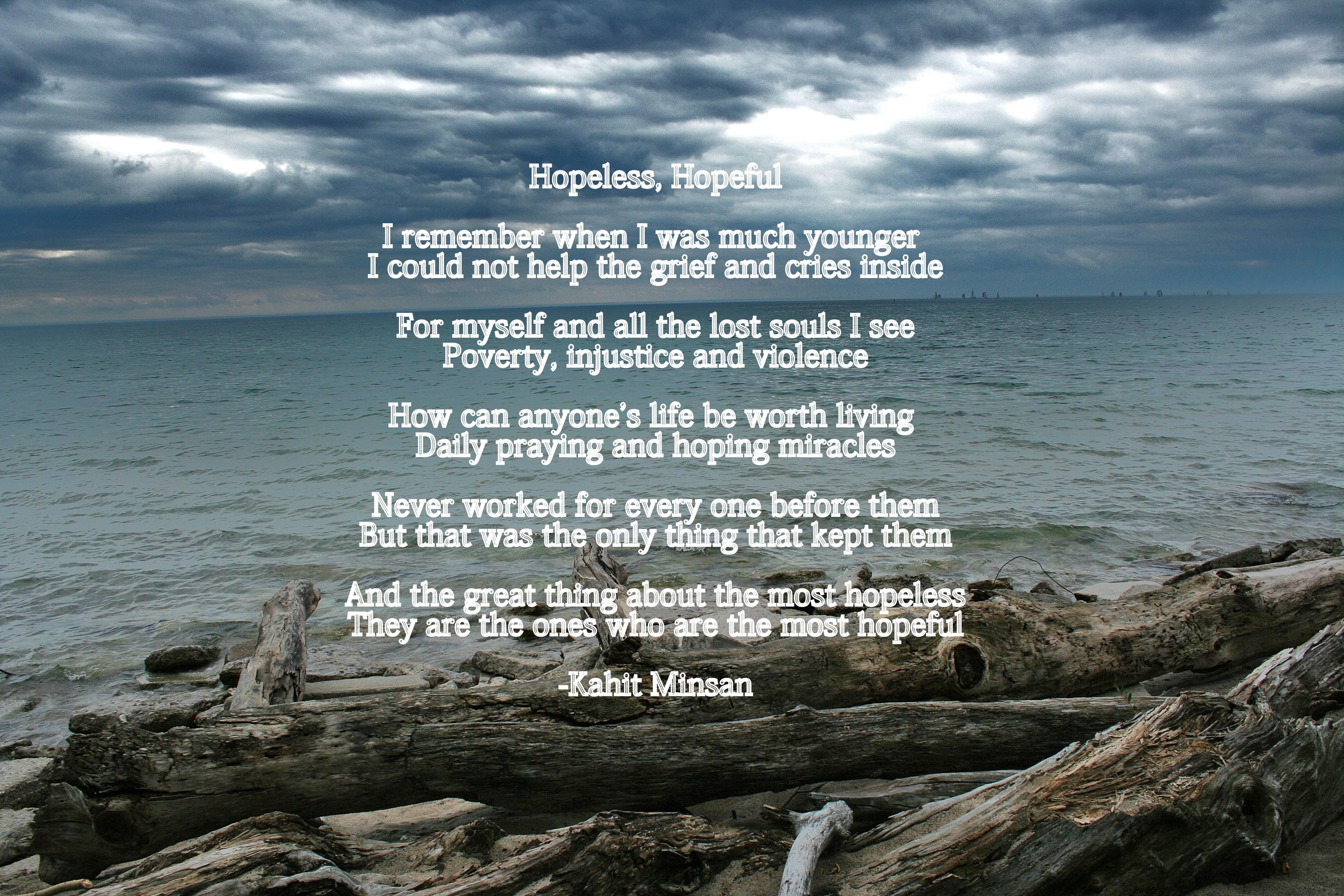 Hopeless quote #4