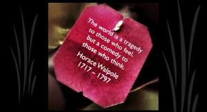 Horace Walpole's quote #8