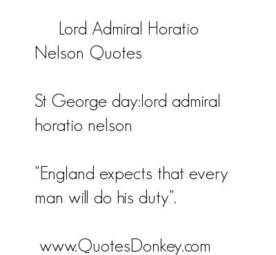 Horatio Nelson's quote #7