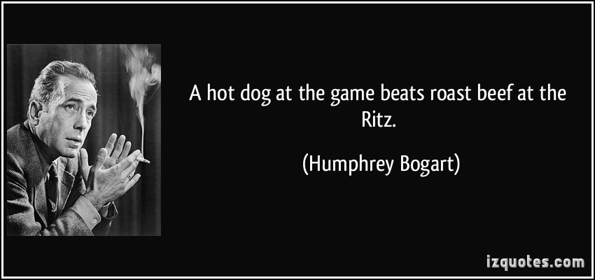 Hot Dogs quote #2