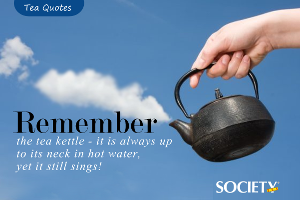 Hot Water quote #2