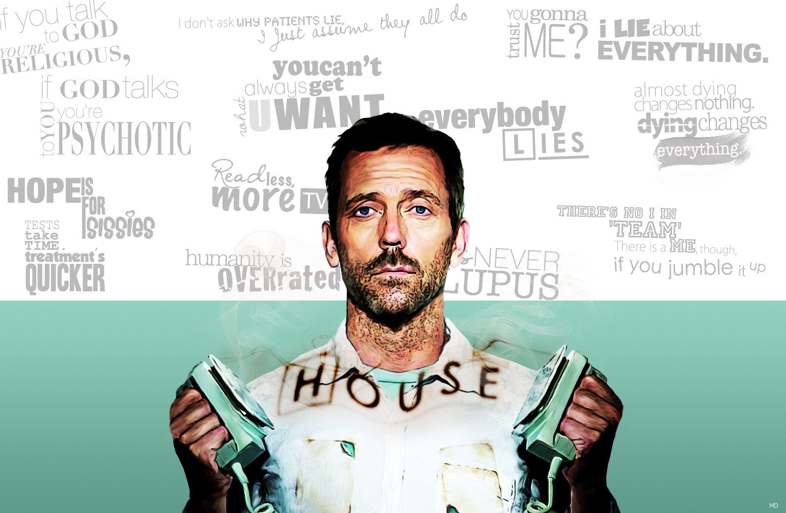 House quote #2