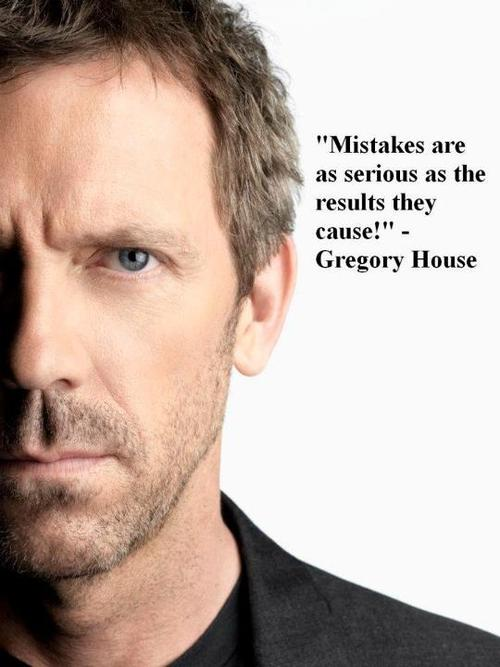 House quote #3