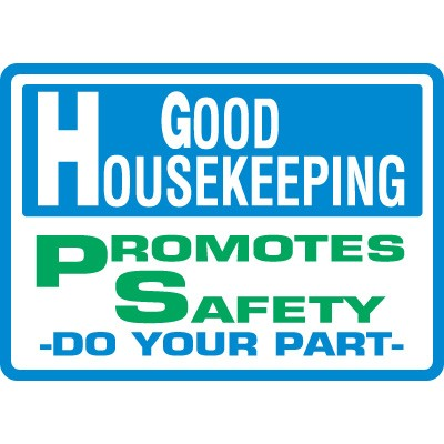 Housekeeping quote #2