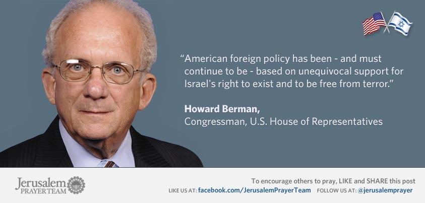 Howard Berman's quote #2